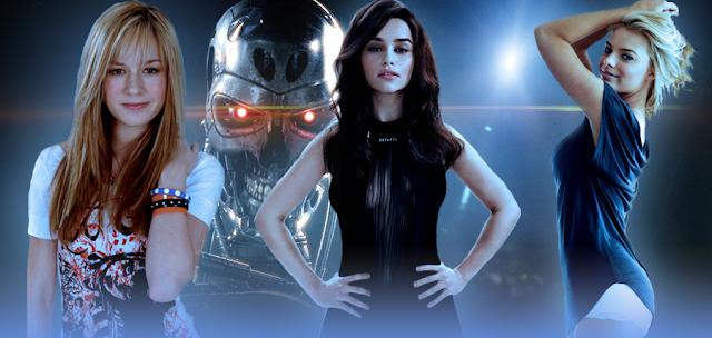Brie Larson, Emilia Clarke şi Margot Robbie pentru un rol în Terminator 5