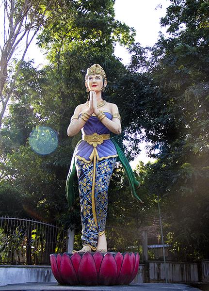 Patung Dewi Kilisuci