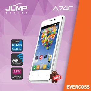 Evercoss A74C Jump Series
