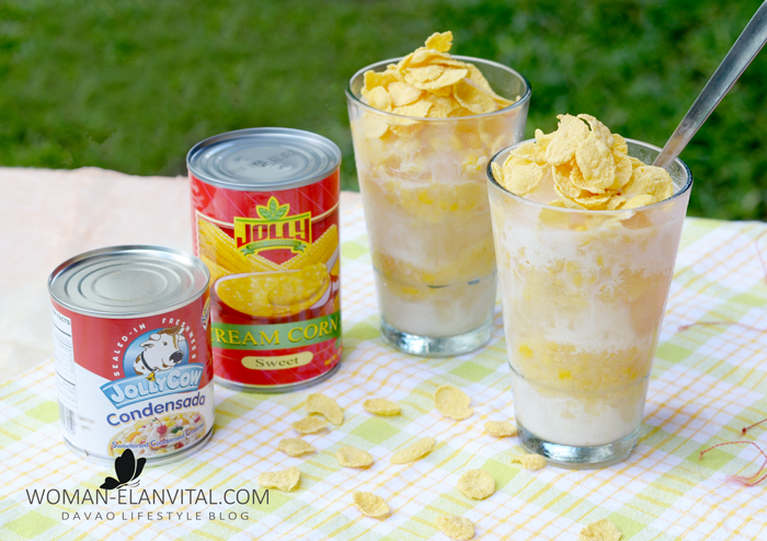 Jolly Mais Con Yelo Recipe