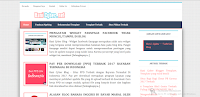 Bani Cyber Blogger Template