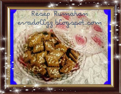 Resep Kue Kering Coklat Kayu Manis (The Cinnamon Chocolate)