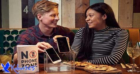Selama Makan, Restoran Ini Larang Pengunjungnya Gunakan Ponsel