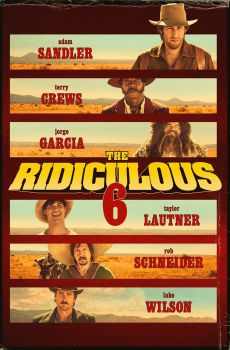 The Ridiculous 6 Pelicula Completa online HD 720p [MEGA] [LATINO]
