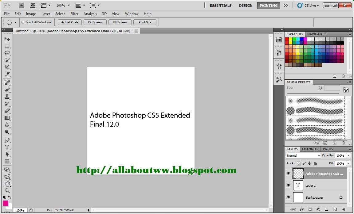 Adobe photoshop cs6 mac free download utorrent   Download