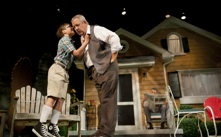 joe and chris relationship in all my sons