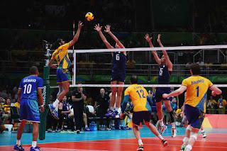 cycle de volley-ball 1er Bac