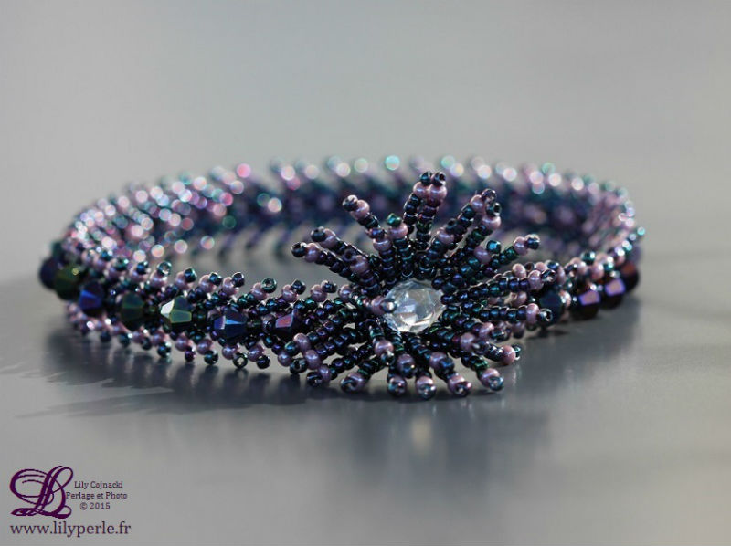 Bracelet Prunelle