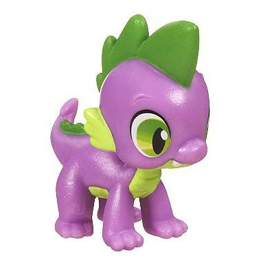 My Little Pony Royal Castle Friends Spike Brushable
