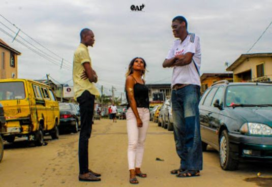 Meet The Tallest Model Men In Nigeria