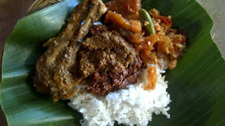 Kuliner Indonesia - Gudeg Pawon