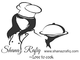 Shanazrafiq recipes, Love to cook,
