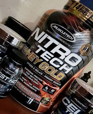 Muscletech Nitro Tech Whey Gold