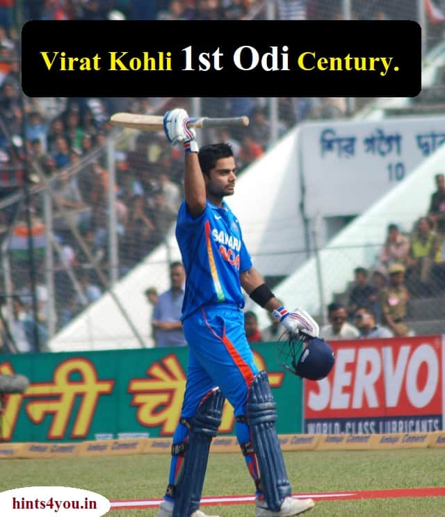 India won by six wickets in the second ODI in Adelaide against Australia. Virat Kohli was the hero of India's victory, who scored a magnificent century. This was the first time that Virat had scored a hundred in Australia and India won.