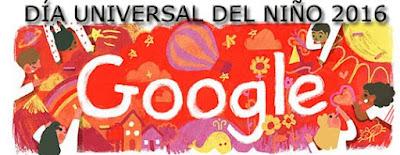 Dia universal del niño 2016, especial en vídeos infantiles