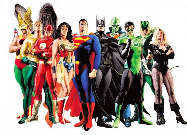 super kahraman cizgi roman dizi film sinema justice league geliyor