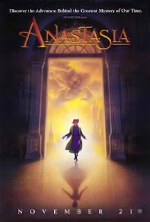 princess movie Anastasia