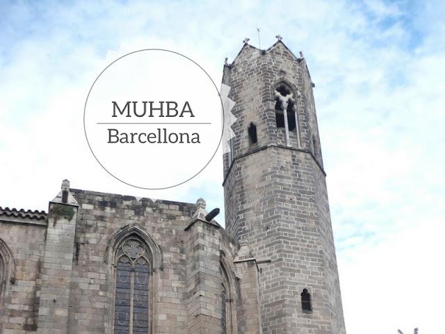 Il MUHBA il museo di storia di Barcellona