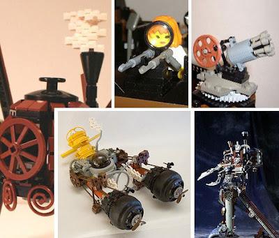 Proyectos de reciclaje y juguetes con tecnologia obsoleta