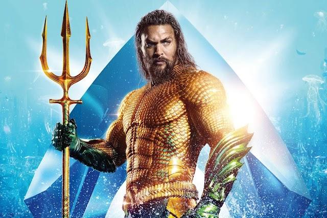 Review Aquaman - un film de acțiune mai mult decât decent