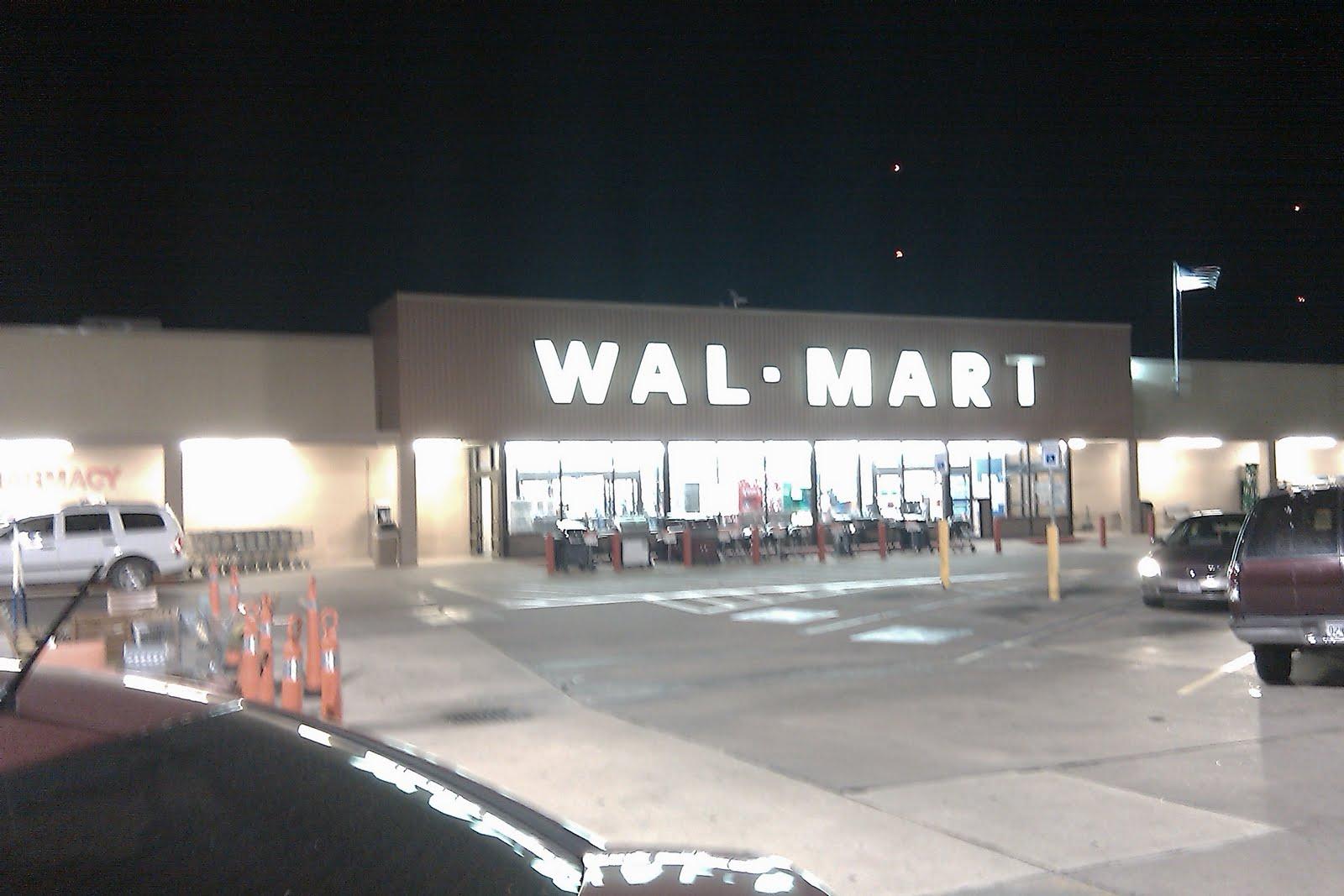 Wal Mart Navasota Texas