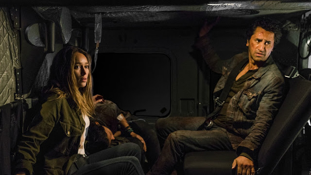 Tercera temporada de 'Fear the Walking Dead'