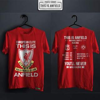 kaos distro bola Liverpool