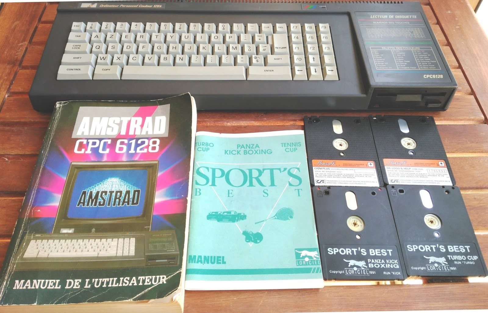 amstrad cpc 6128 manual pdf