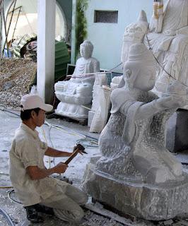 Non Nuoc Fine Arts Stone Village- a Cutural Attraction
