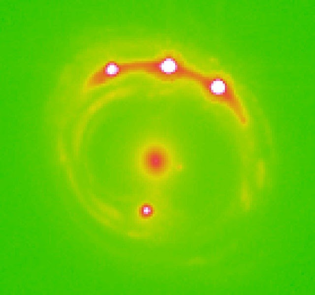 Astrophysicists discover planets in extragalactic galaxies using microlensing