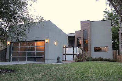 แบบบ้าน 2 ชั้น Modern Style ด้านหน้า
