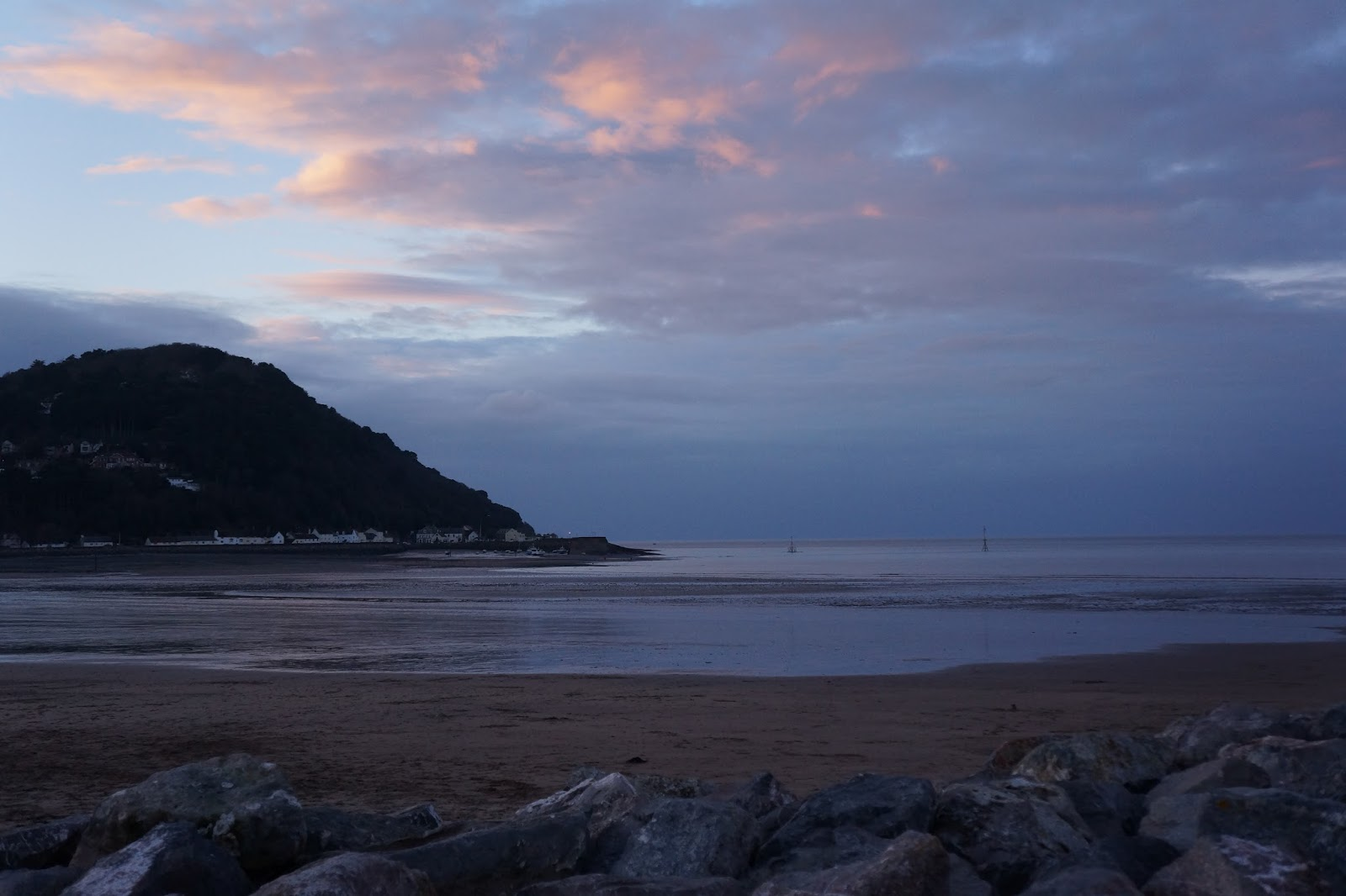 butlins minehead beach