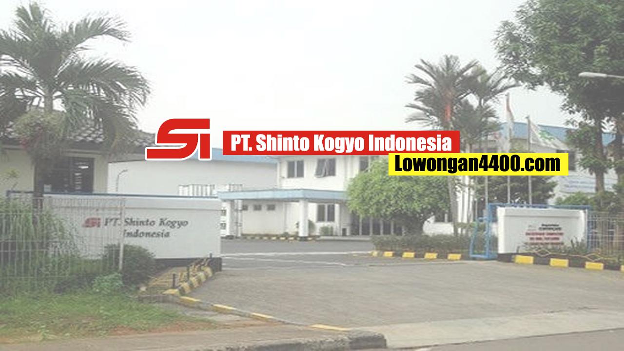 PT Shinto Kogyo Indonesia Karawang