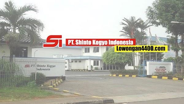 Lowongan Kerja PT. Shinto Kogyo Indonesia KIIC Karawang