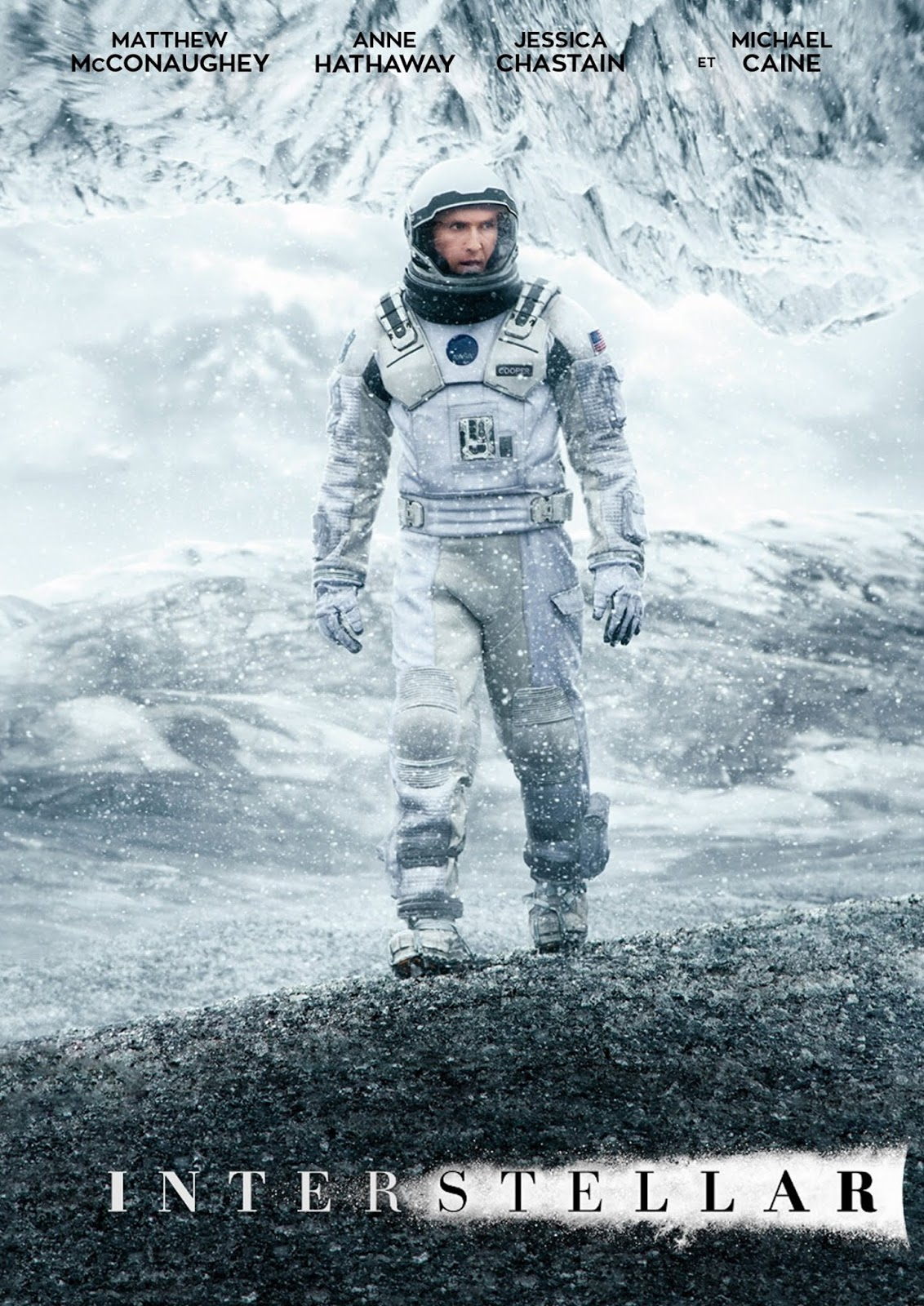 Interstellar [2014] [DVD9] [NTSC] [Latino]