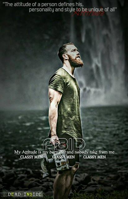 Abid poster