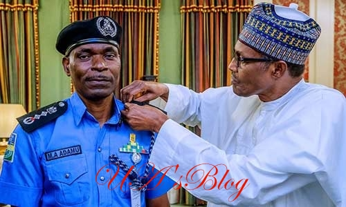 It's Official: IGP Idris Out, AIG Adamu In As Acting
