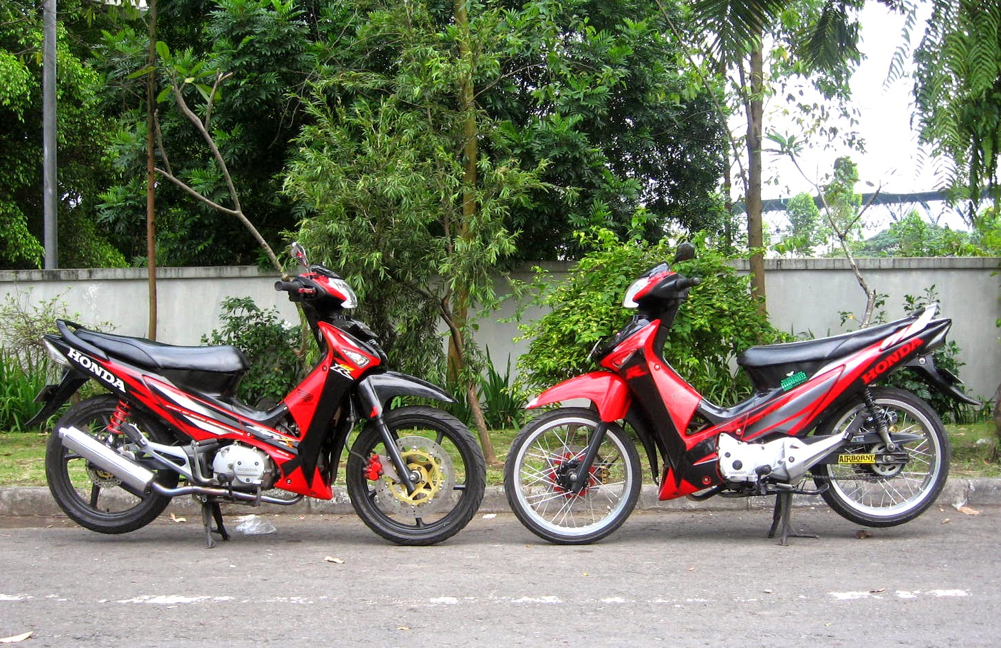 Naikan Performa Honda Supra X 125 JOURNEY RIDERS INDONESIA