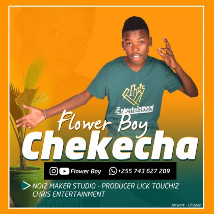 Download Audio | Flower Boy - Chekecha