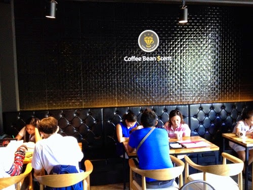 Coffee Bean Scent, Mango Avenue, Cebu City