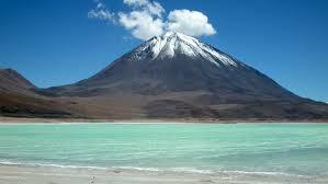 Danau Licancabur, Bolivia/Chili