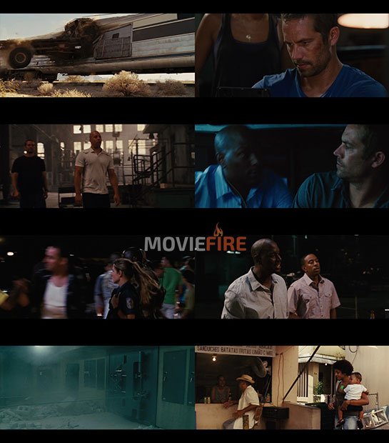 Fast Five (2011) 1080p