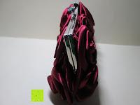 Seite: Sumolux Elegante Handtasche Tasche Partytasche Abendtasche Tasche für Frauen Tasche für Damen Weinrot