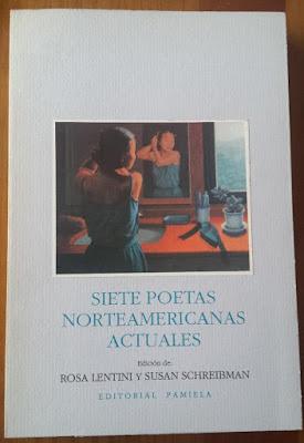 Siete poetas norteamericanas actuales, de Rosa Lentini y Susan Schreibman