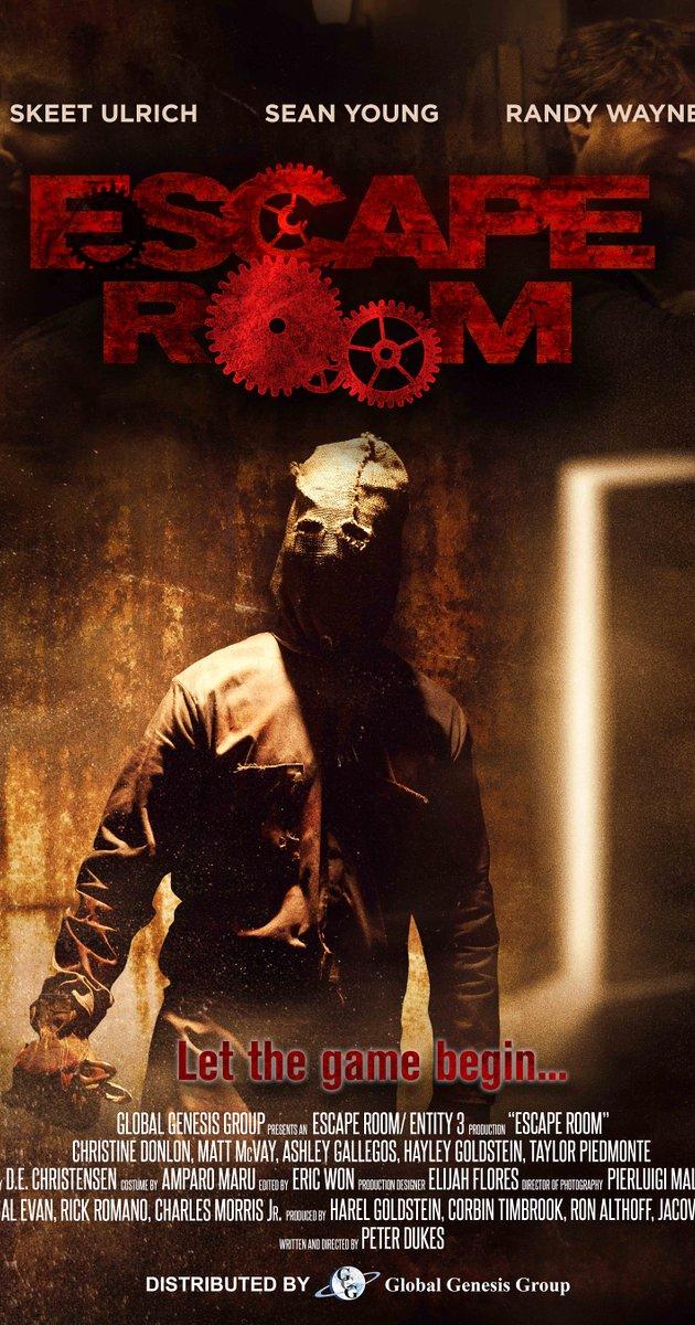 Horror Box Escape Room