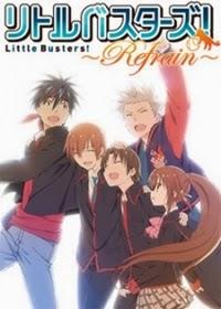 assistir - Little Busters! Refrain - Episódios - online