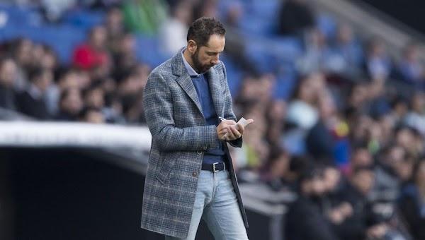 Oficial: Espanyol, destituido Pablo Machín