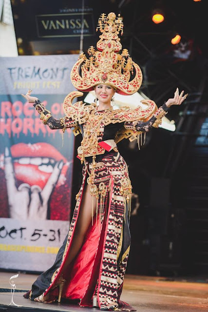 Anak Siantar itu Pun Jadi Juara di Ajang Pemilihan Miss Grand International 2016, Ini Dia Profil dari Ariska Putri Pertiwi