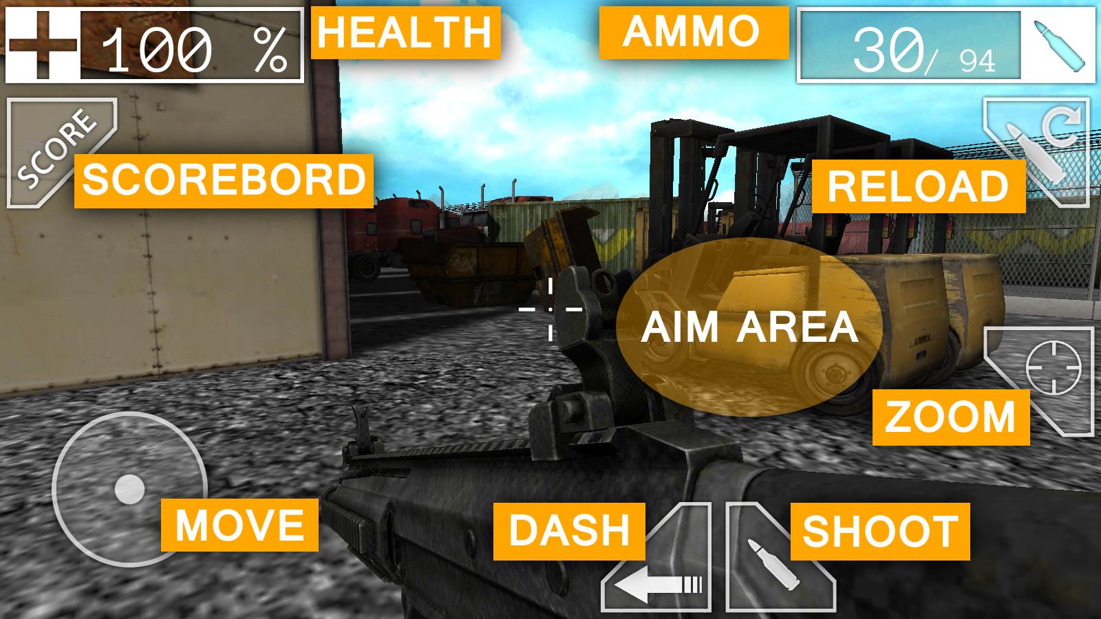 Squad Strike 3 FPS MOD APK