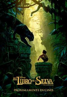 El Libro de la selva en cines de valencia